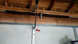 two garage door springs