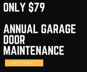 los angeles garage door offer maintenance