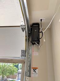 Jack Shaft Opener High Lift Garage Install In Pasadena Ca
